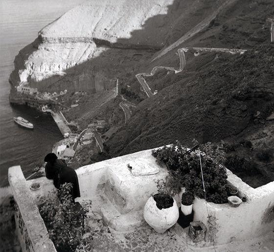 Santorini 1963