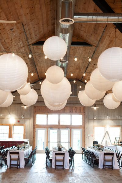 Fun, rustic reception: http://www.stylemepretty.com/new-york-weddings/riverhead/2015/05/04/rustic-long-island-vineyard-wedding/ | Photography: Bia Sampaio - http://www.biasampaio.com/