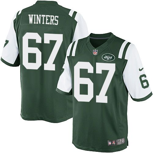 New York Jets Jersey Brian Winters