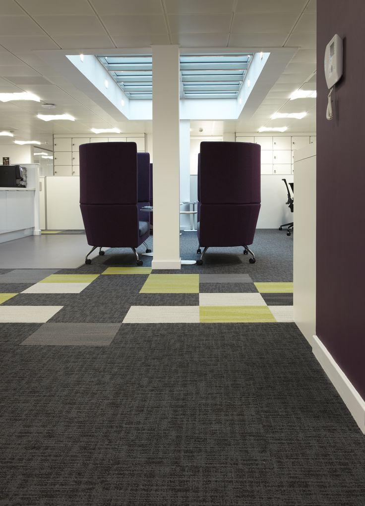 #Office #InteriorDesign #Carpet #Desso #CBRE #Birmingham #OfficeDesign #OfficeSpace