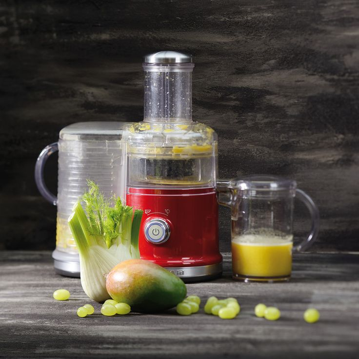 The Centrifugal Juicer is perfect for someone on the go and who needs a good and tasty juice, fast! Juice made with this Juicer needs to be consumed immediately to ensure the maximum nutrients get to work soon! Much love KitchenAid Africa xx