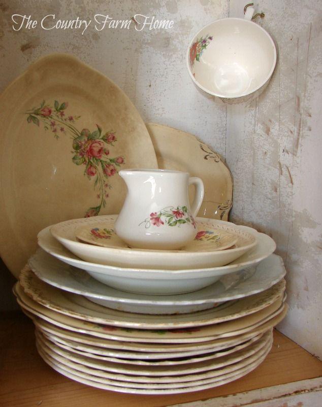Vintage Yellow Country Kitchen 504 best farmhouse kitchen images on pinterest | farmhouse