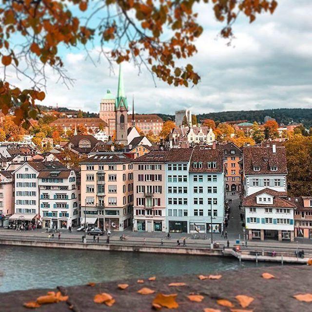 Zürich 📷 von @letstravelwithus    #zürich #Цюрих #zurich #취리히 #チューリッヒ #蘇黎世 #visitzurich #zurich_switzerland .