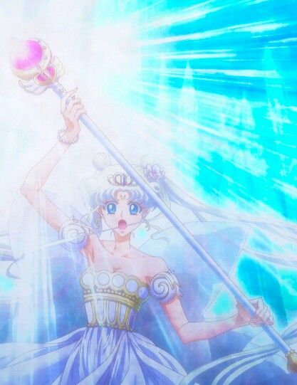 Beautiful Ruler Neo Queen Serenity