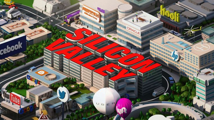 The Ever-Changing Magic of Silicon Valley's Title Sequence | WIRED