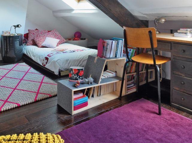 chambre fille chambre garon deco chambre toits dcoration combles chambres mansardes belles chambres petite fille filles