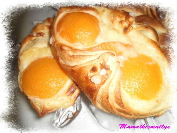 Oreillette à l'abricot