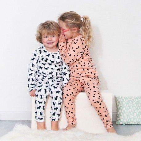 Trixie Baby • 2-delige pyjama Squares