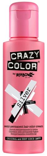 Image de Coloration CRAZY COLOR - Silver