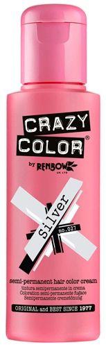 Image de Coloration CRAZY COLOR - Silver