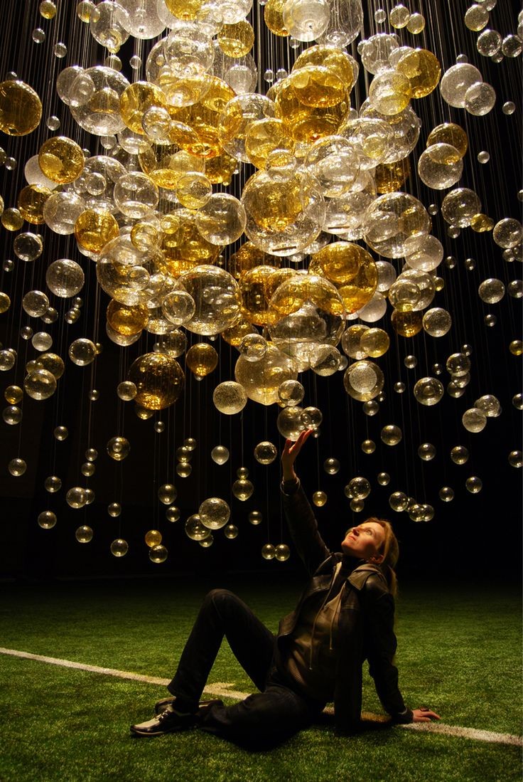 Glass art and lighting installations by Lasvit 14