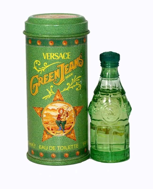 versace perfume - Green Jeans