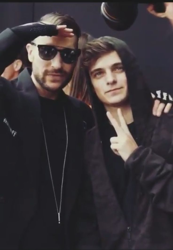 Don Diablo and Martin Garrix ♥♥♥♥♥♥