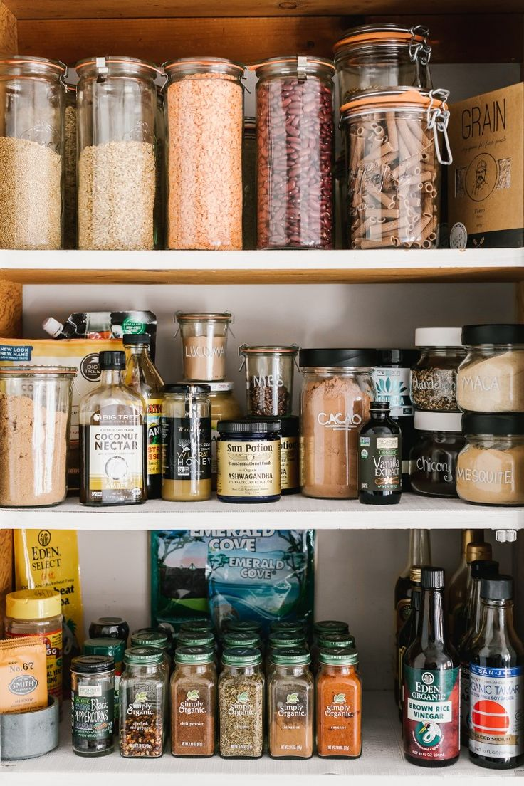 Inside My Pantry by Faring Well