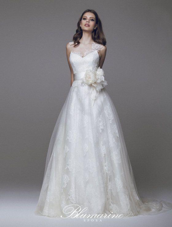 Abiti da sposa blumarine collezione 2013