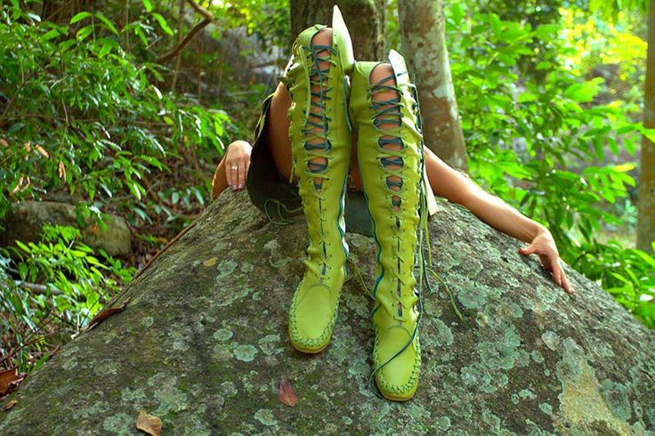Love the Gipsy Dharma boots!!!