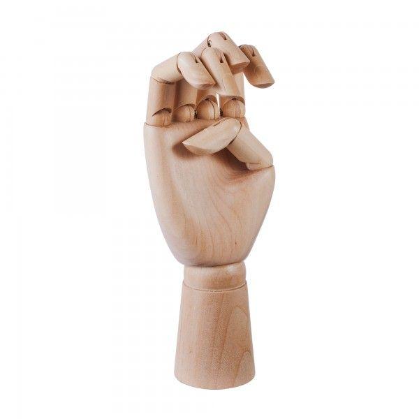 Hay Wooden Hand kunst medium | FLINDERS verzendt gratis