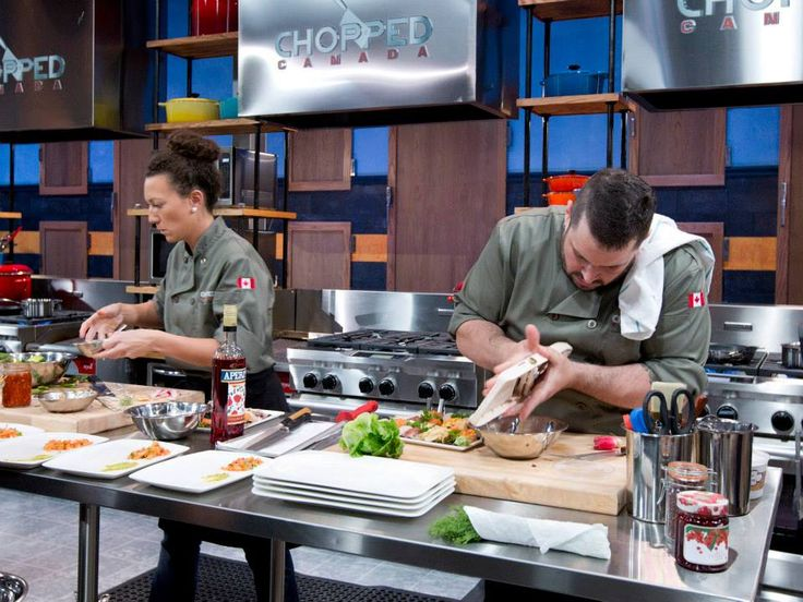Chef Tara and Chef Charles race against the clock.