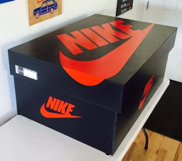 ... Awesome Sneaker Storage Solution Inspired by Air Jordan 3 Box -  SneakerNews.com ... 8661278ba4