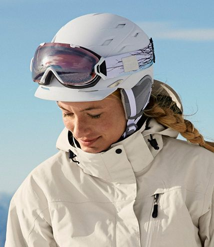 how to look good in ski gear