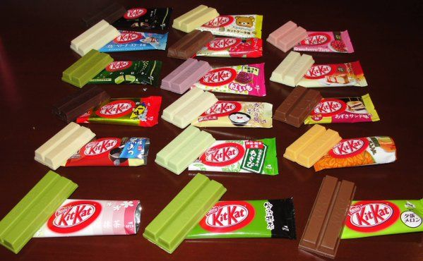 An #OnlyInJapan entry goes to this Kitkat flavors that is exclusively available in Japan. Flavors includes cherry blossom, wasabi, matcha, and strawberry that is very much popular in Japan. Yum yum! #onlyinjapan #discoverjapan #traveljapan #traveljapan #kitkatjapan #kitkat #wasabi #matcha #cherryblossom #kitkatflovored