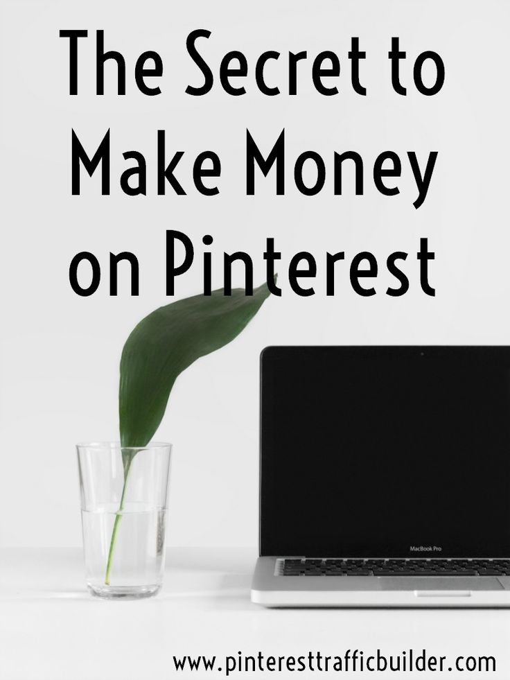 The secret to make money on Pinterest - get the actionable steps you can do right now to help you convert your pins into clients. If you're struggling to find clients on Pinterest or grow your email list, this interactive program is for you!