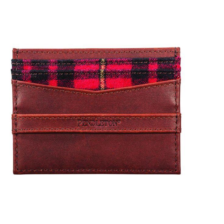 Pendleton Modern Wallet- Maclan Tartan