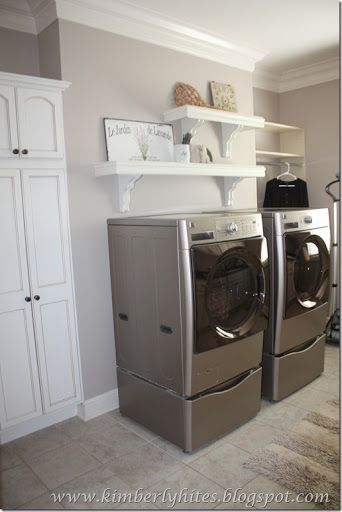 Gray Laundry Room Sherwin Williams Versatile Gray The Paint Color For The New House