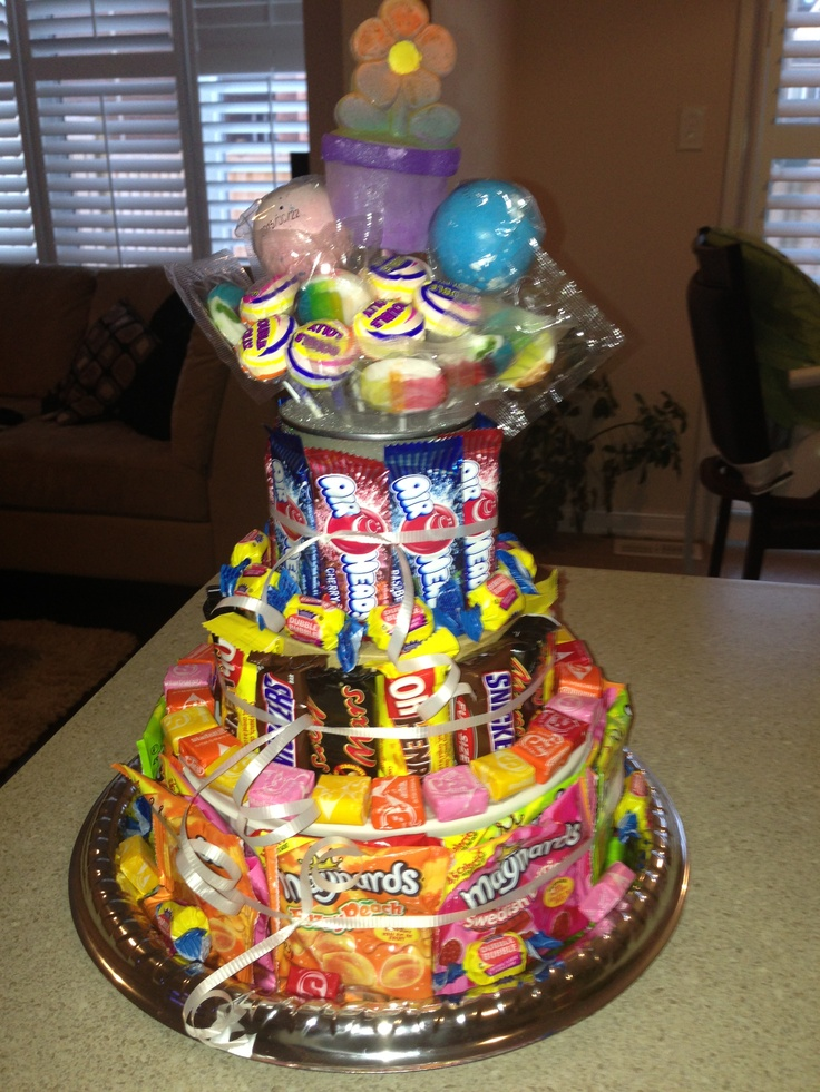 Best images about candy bouquets cakes and