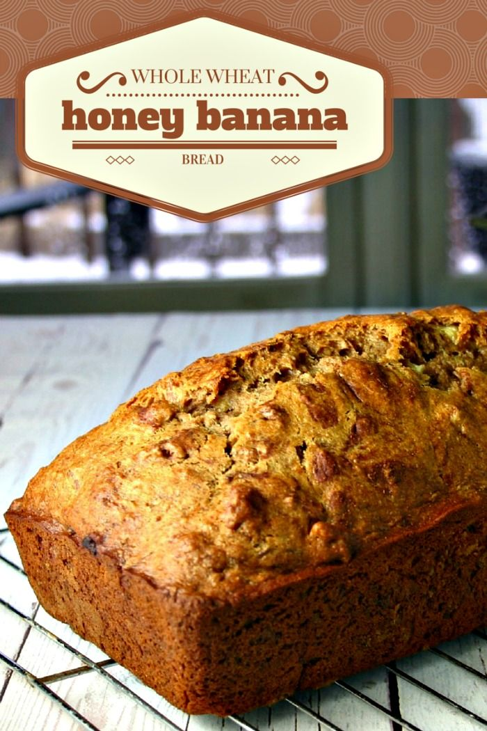 360 best life love and good food images on pinterest whole wheat honey banana bread banana bread recipesmuffin recipesbaking recipesgood foodfood forumfinder Image collections