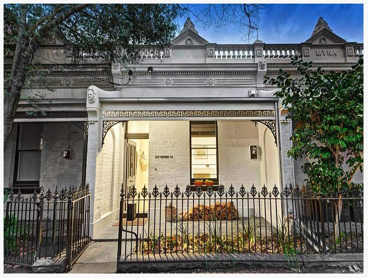 Fitzroy, Melbourne renovation midcenturyjo