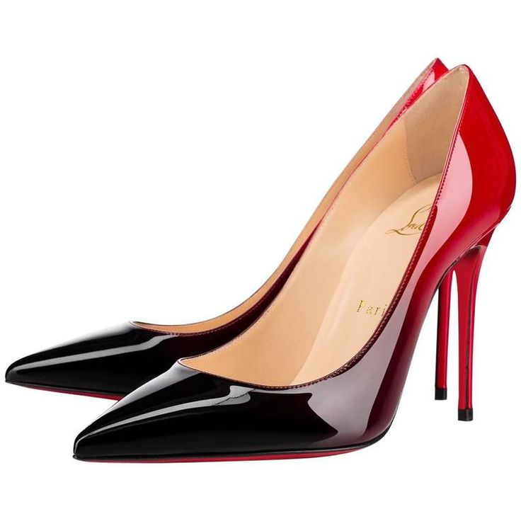christian louboutin red stilettos