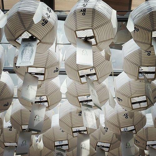 Lanterns. Seoul, South Korea | Flickr – Condivisione di foto!