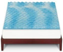 The Big One Gel Memory Foam Mattress Topper for $21  pickup at Kohl's #LavaHot http://www.lavahotdeals.com/us/cheap/big-gel-memory-foam-mattress-topper-21-pickup/136939