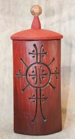 shrink box carved