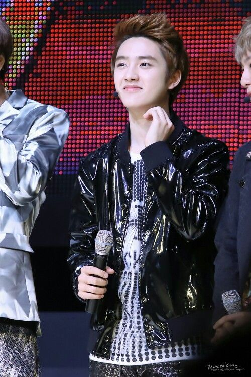 D.O EXO in SGC 2013