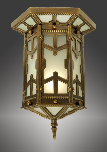 Arts And Crafts Flush Mount Ceiling Light Classic San Simeon Close Ceiling  Light Can Be Used