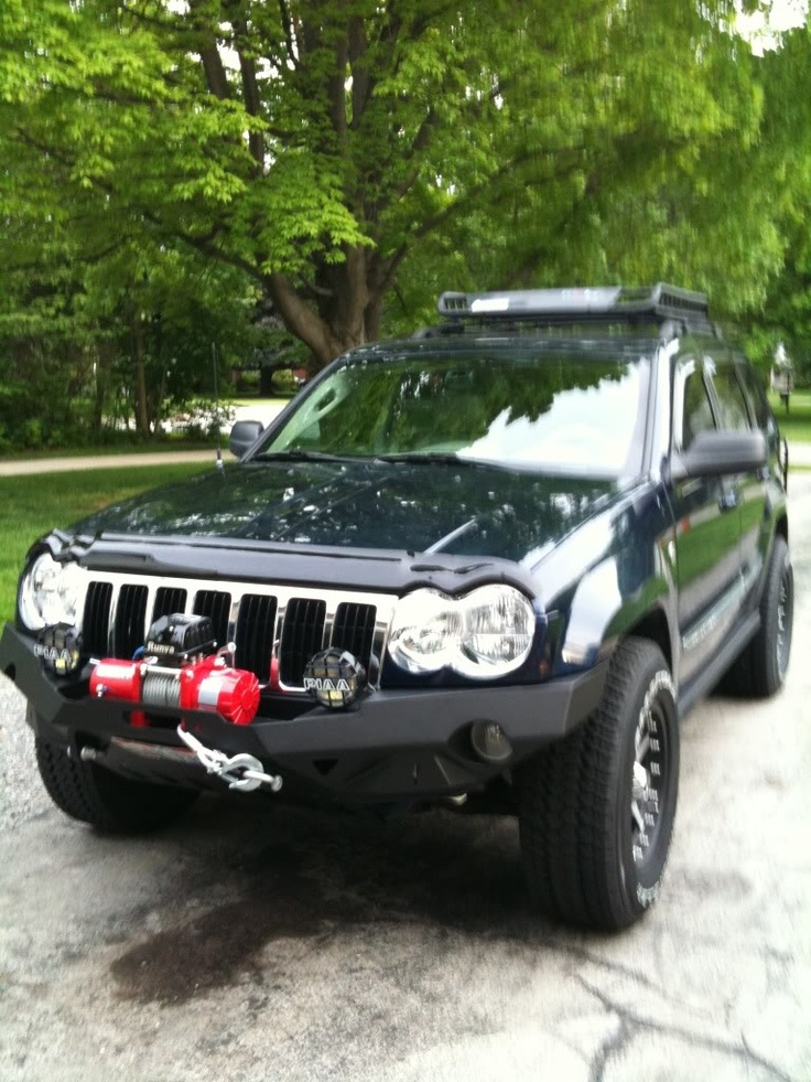 1000 Ideas About Jeep Wk On Pinterest 2005 Jeep Grand