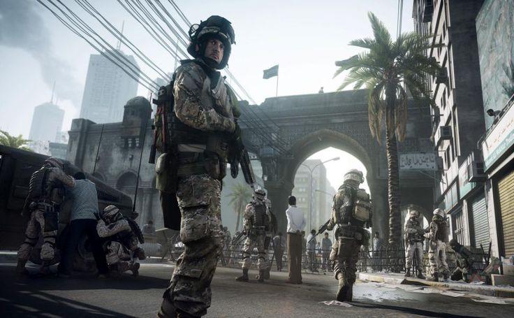 Battlefield 3 Pc HD Wallpaper