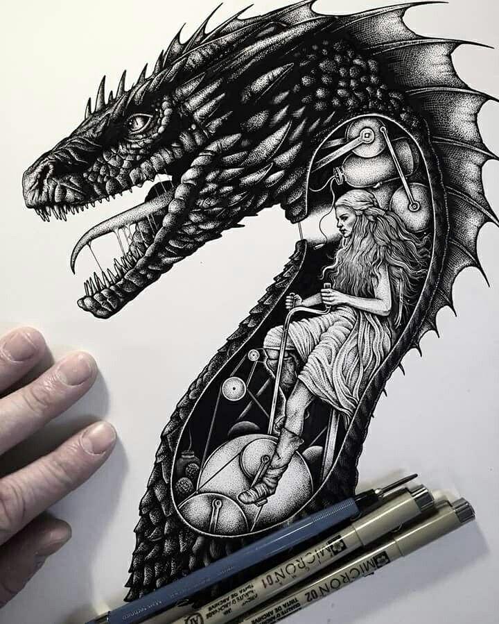 artwork drawing by paul jackson instagram