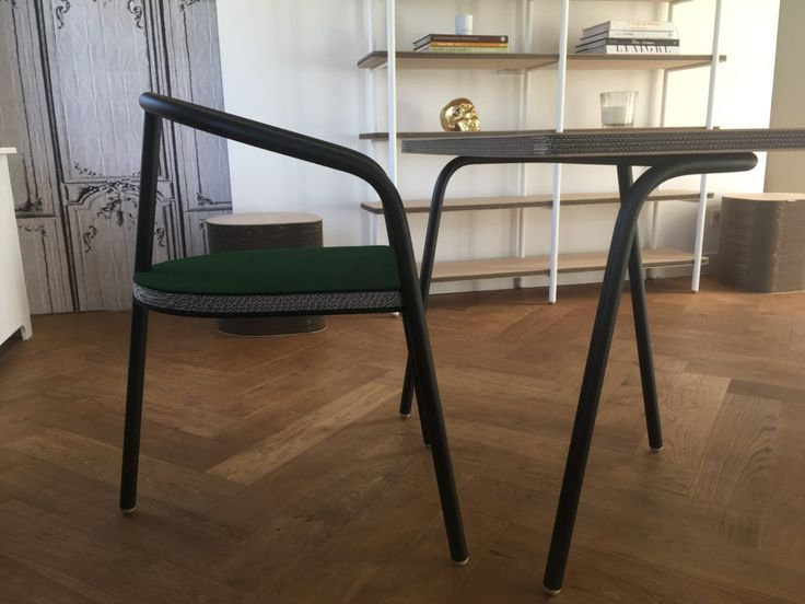 The first Sustainable Design Collection from Cartoni is Designed by Ernst Koning He is a tremendous talent and has worked with companies such as Gispen, while some of his designs can be found in the Metropolitan Museum of Modern Art