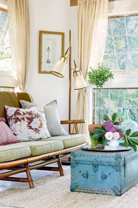 550 best Living Rooms images on Pinterest   White living ...