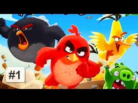 Angry Birds #1 Android Gameplay HD