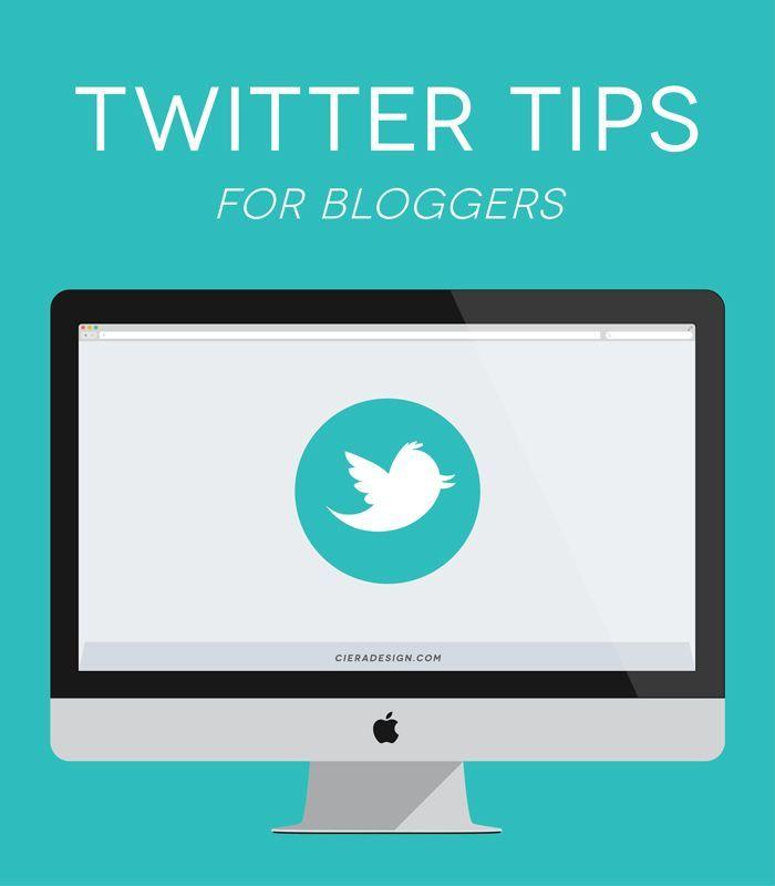 Twitter Tips For Blogging