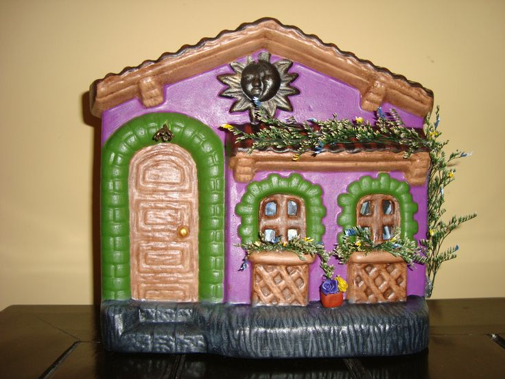Fachada de ceramica