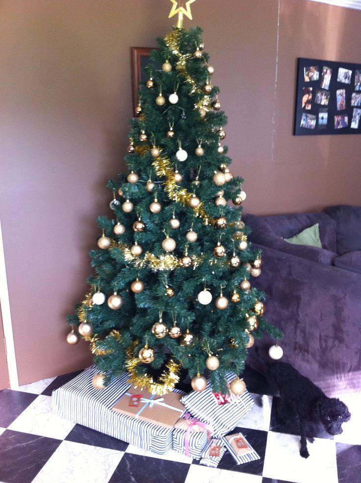 #poodle #christmas #christmastree