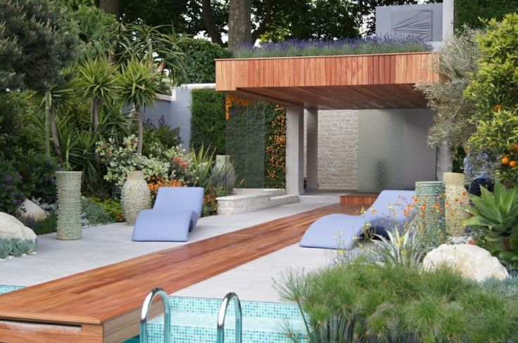 61 best Garten images on Pinterest Landscaping, Exterior design
