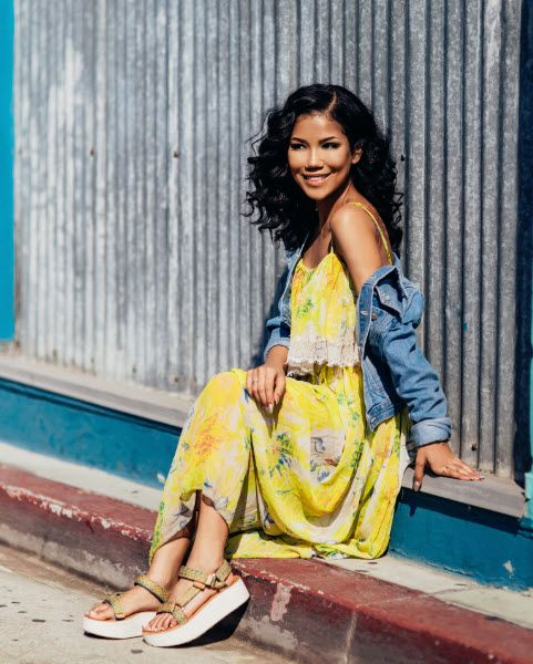 Teva collaboration with singer-songwriter Jhene Aiko.