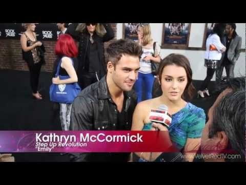 (2) Rock of Ages - Exclusive Interview Ryan Guzman and Kathryn McCormick - YouTube