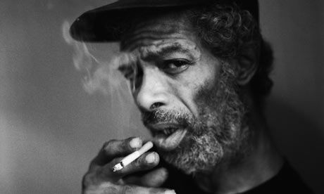 Gil Scott-Heron--The revolution will not be televised (tho it may be streamed live)